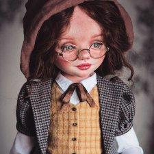 Текстильные куклы от Подкидышевой Натальи