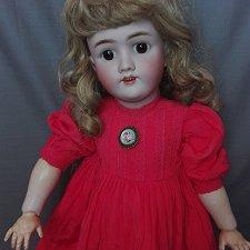 Антикварная кукла    Handwerck Simon Halbig