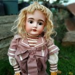 Антикварная кукла Kestner    молд  164