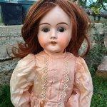 Антикварная кукла Max Handwerck молд 283  на туловище  Rabery & Delphieu