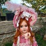 Антикварная кукла   Simon & Halbig DEP