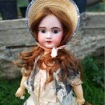 Антикварная  кукла DEP