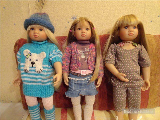 куклы коллекционные Heart and Soul