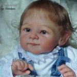 Маленький хоббит Chobby, куклы reborn Ольги Плотниковой