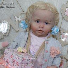 Ariel by Joanna Kazmierczak, куклы reborn Ольги Плотниковой
