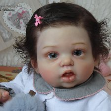 Mae-Louise by Alicia Toner, куклы reborn Ольги Плотниковой