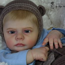 Maik by Natali Blick, куклы reborn Ольги Плотниковой