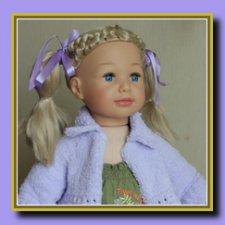 Кукла Салли  немецкой фирмы Zapf Creation