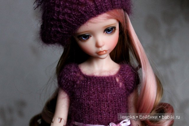 Наряд для куклы БЖД Лонни от Иплхаус