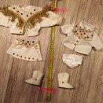 Разная одежда на кукол ростом от 35 до 70см