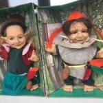 Мама Ларна и папа Элмар из коллекции эльфов 1998 номер 5