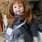 Лимитированная девочка Рози из ранних ценных выпусков Адора