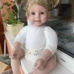 Красивая Адора из ранних выпусков 56см (продается голенькой)