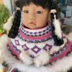 Adora LTD Miki-Eskimo - Микки из серии Дети мира