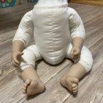 Тело от куклы Адора 50см в хорошем состоянии