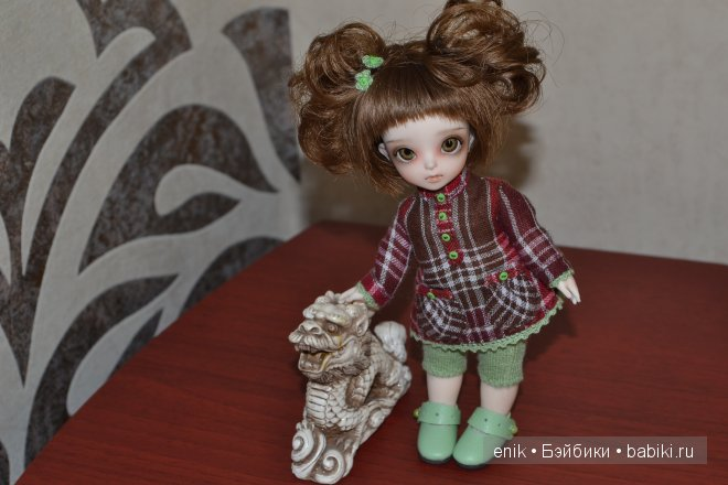 Bobby от Dika Doll