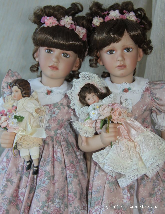 Куклы Pamela Phillips
