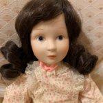 """Воздушная девочка Merrie от Gorham «Когда ирландские глаза улыбаются»"""" (музыкальная)"""