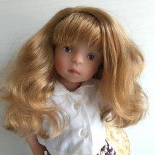 Кукла Minouche Наташа by Kathe Kruse
