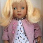 Кукла Minouche Ава номер 4 выпуск 2021 года