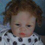 Reborn Realistic Baby - 52 см