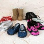 Обувь для кукол Gotz 50 см