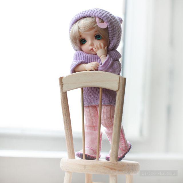 Агаша, бжд, шарнирная кукла, Fairytale puki fee Zoe