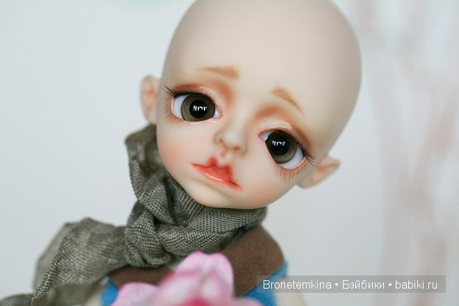 bjd make up by Bronetemkina