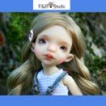 Новая авторская шарнирная кукла Фиби от дуэта F&B doll studio