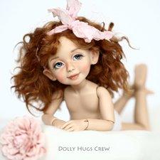 Предзаказ на Тусю от Dolly Hugs Crew c 22 июля по 12 августа