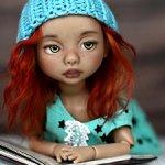 БЖД кукла Луша