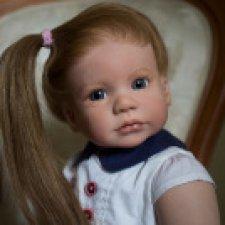 Габриэлла. Кукла реборн Ровенской Валентины