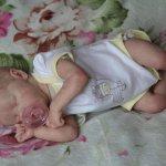 Малютка реборн Твин А-маленький ангелочек