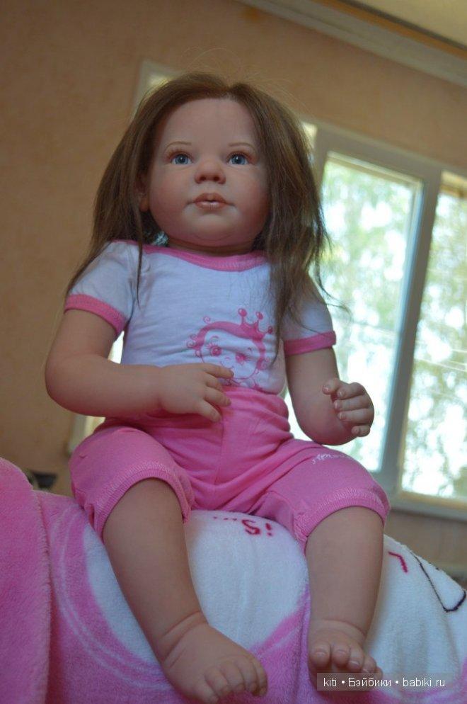 Куклы реборн леры силиконовые