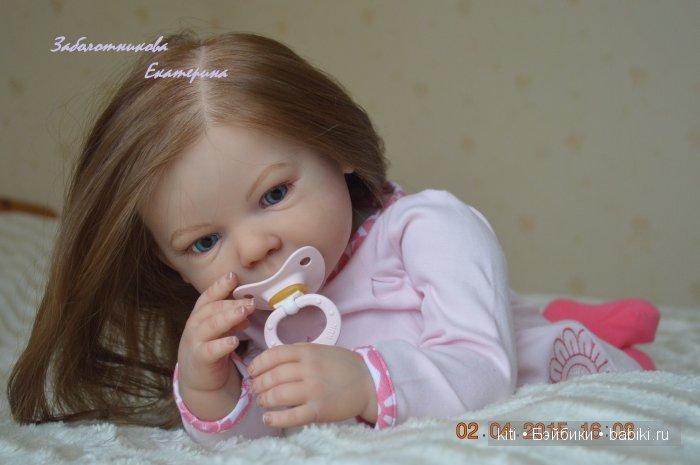 Смотреть куклы реборн леры