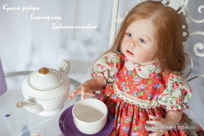 Куклы реборн Екатерины  Заболотниковой