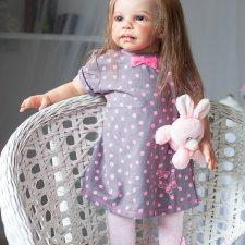 Олеся, кукла реборн