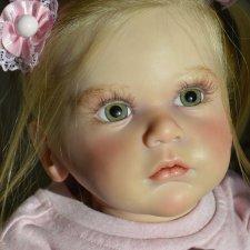 Света,кукла реборн