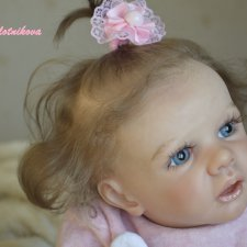 Пелагея, кукла реборн