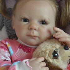 Марта, кукла реборн