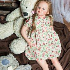 Эмилия, кукла реборн