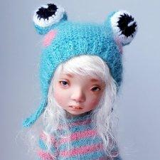 Моя новая модель irrealdoll Nora