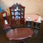 Мебель для куколного домика