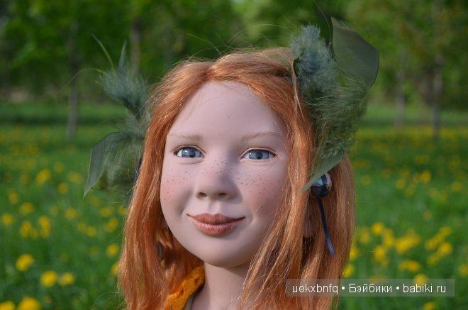 Коллекционные куклы Zwergnase - Piamia и Izabella