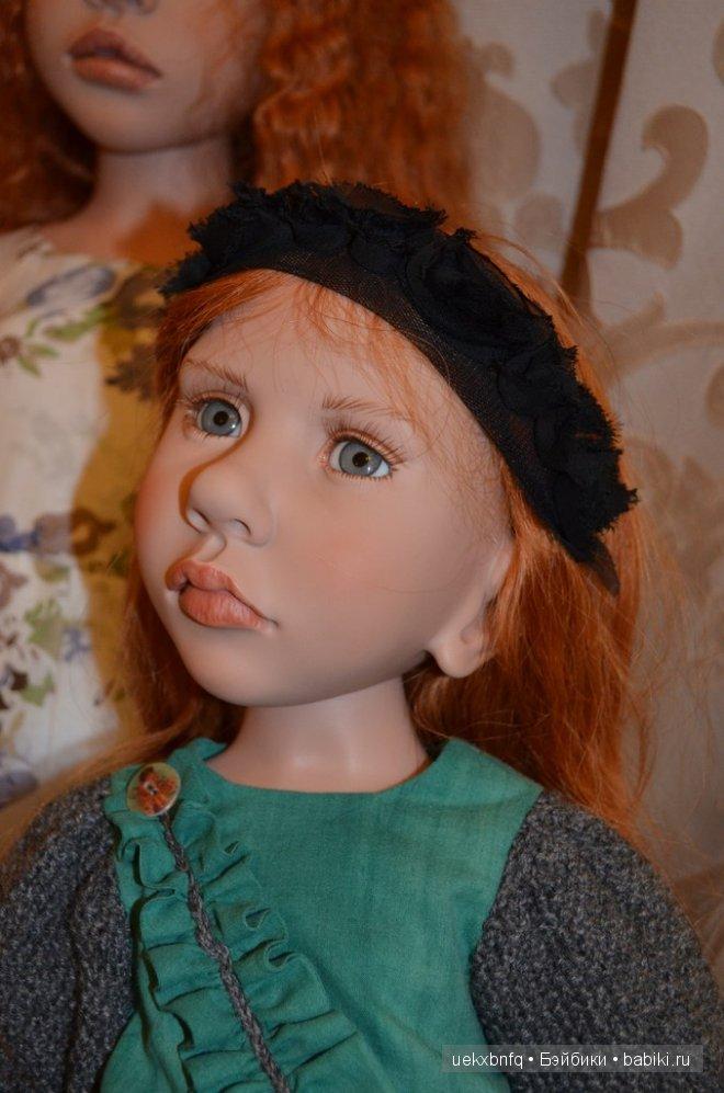 Встреча с автором моих любимых кукол Николь Маршоллек-Менцнер