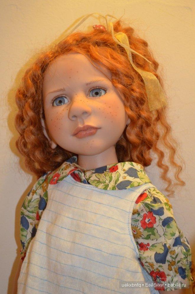 Встреча с автором моих любимых кукол Николь Маршоллек-Менцнер (Nicole Marschollek-Menzner)