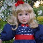 Мои куклы от Bruno Rossellini 1. Madeline
