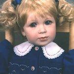 Мои куклы от Bruno Rossellini 3 и 4.Табита и Марлен