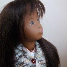 Обзор куклы Sasha no nose