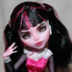 ООАК Дракулаура Monster High